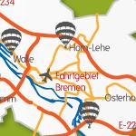 Ballonfahren im Norden